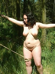 Outdoor BDSM